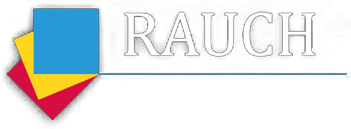 Logo Rauch blanc